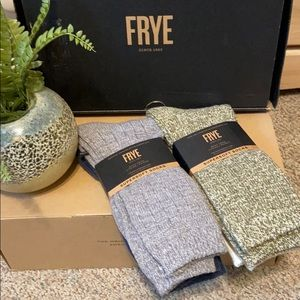 🆕 Frye Sock Bundle
